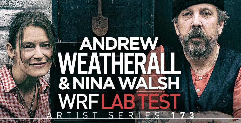 Andrew Weatherall Nina Walsh WRF Lab Test