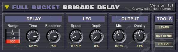 Brigade Delay