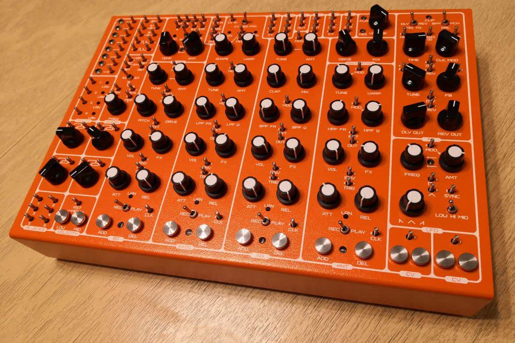 soma 23 modular drum machine