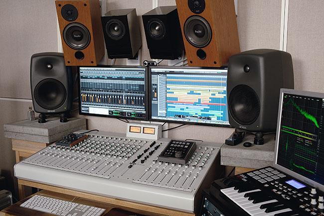 Hannes Bieger Studio Speck Electronics LiLo console