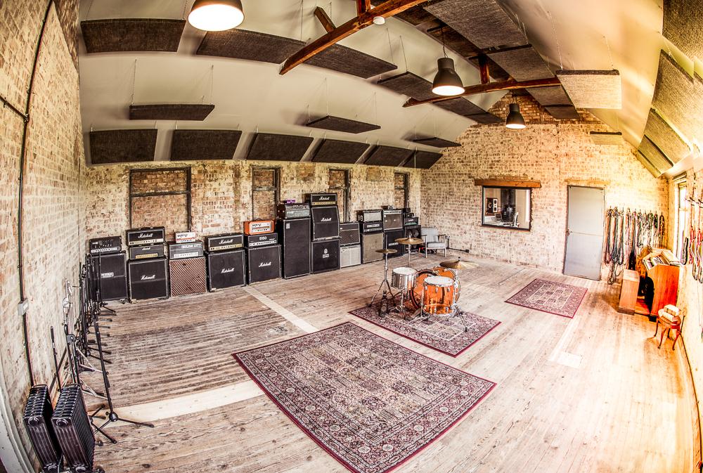 Orgone Studios Live Room