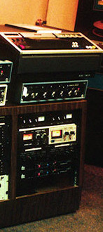 Thriller outboard-rack gear