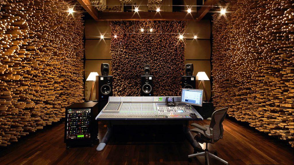 Blackbird Studio Studio C