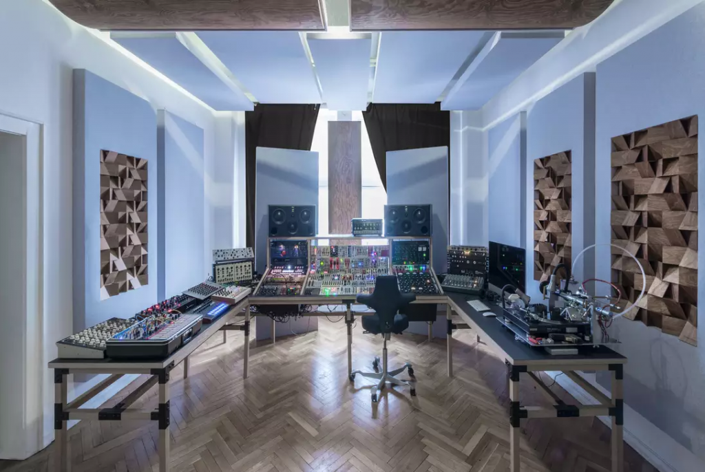 Blawan's Studio