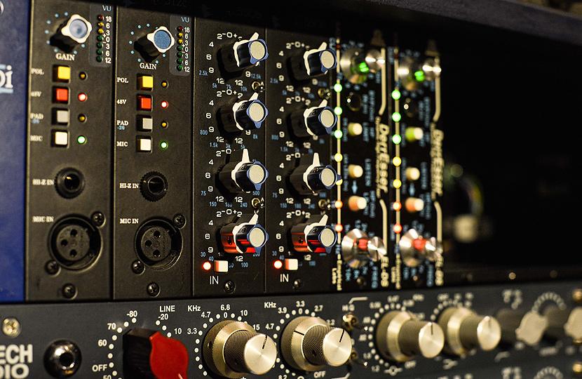 Crank Recording Studio