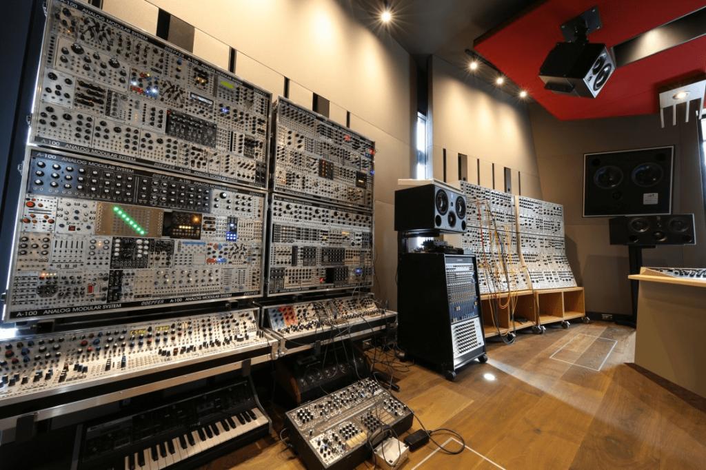 Deadmau5 Studio Modcan Modular