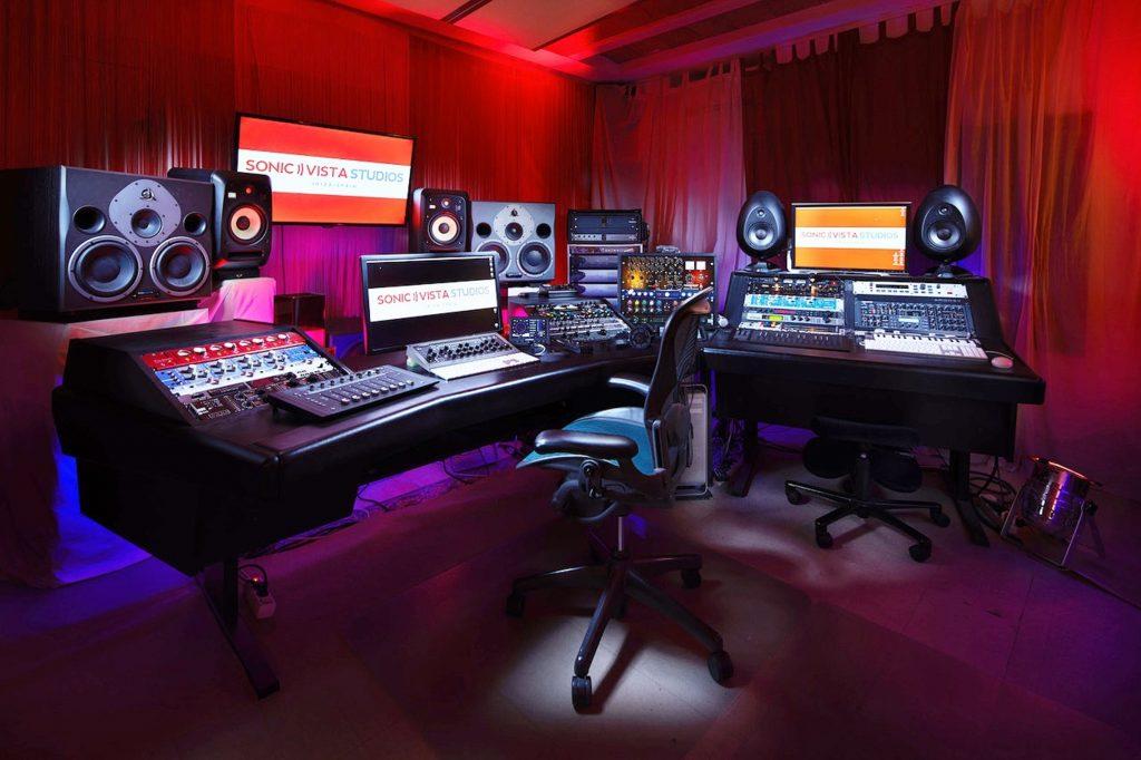 21 Awe Inspiring Music Studios Around The World