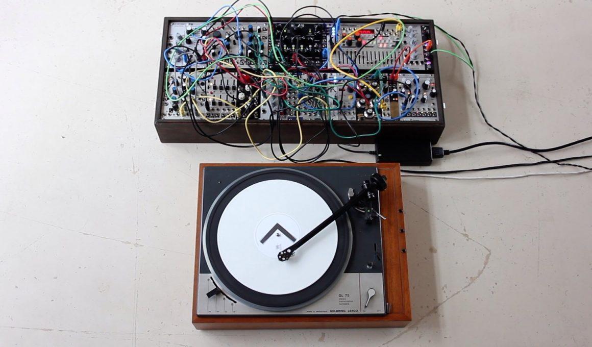 Modular Turntable Controller