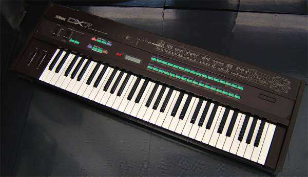 Yamaha DX7 Digital Synthesizer All Models, Prices & Specs