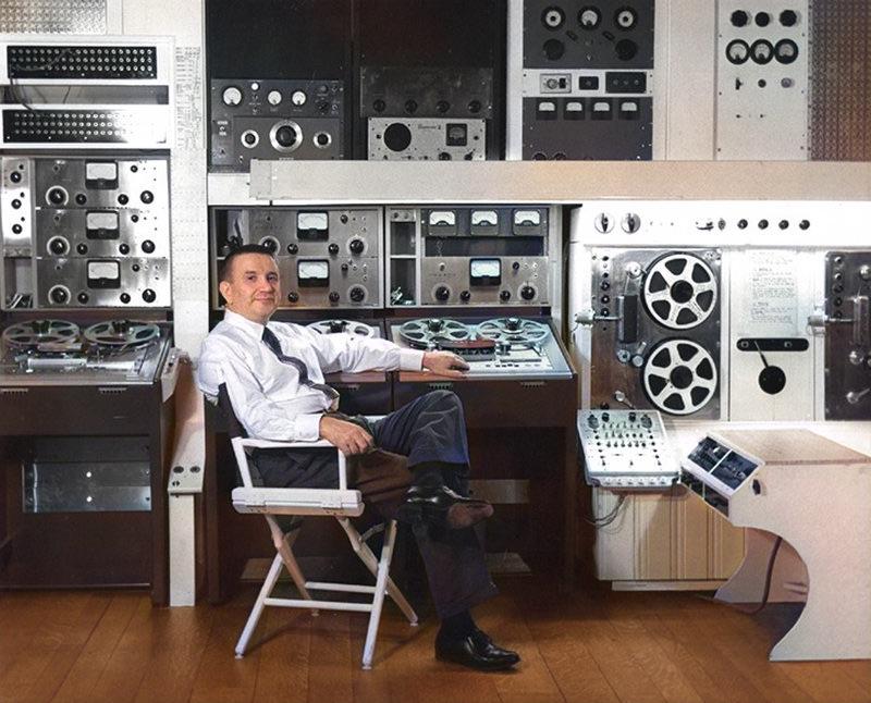 Raymond Scott Studio