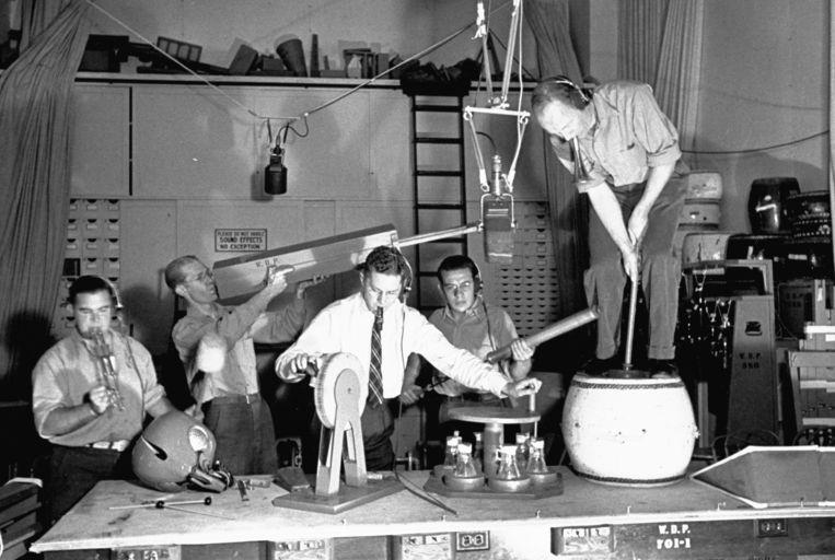 Walt Disney Recording 1930s