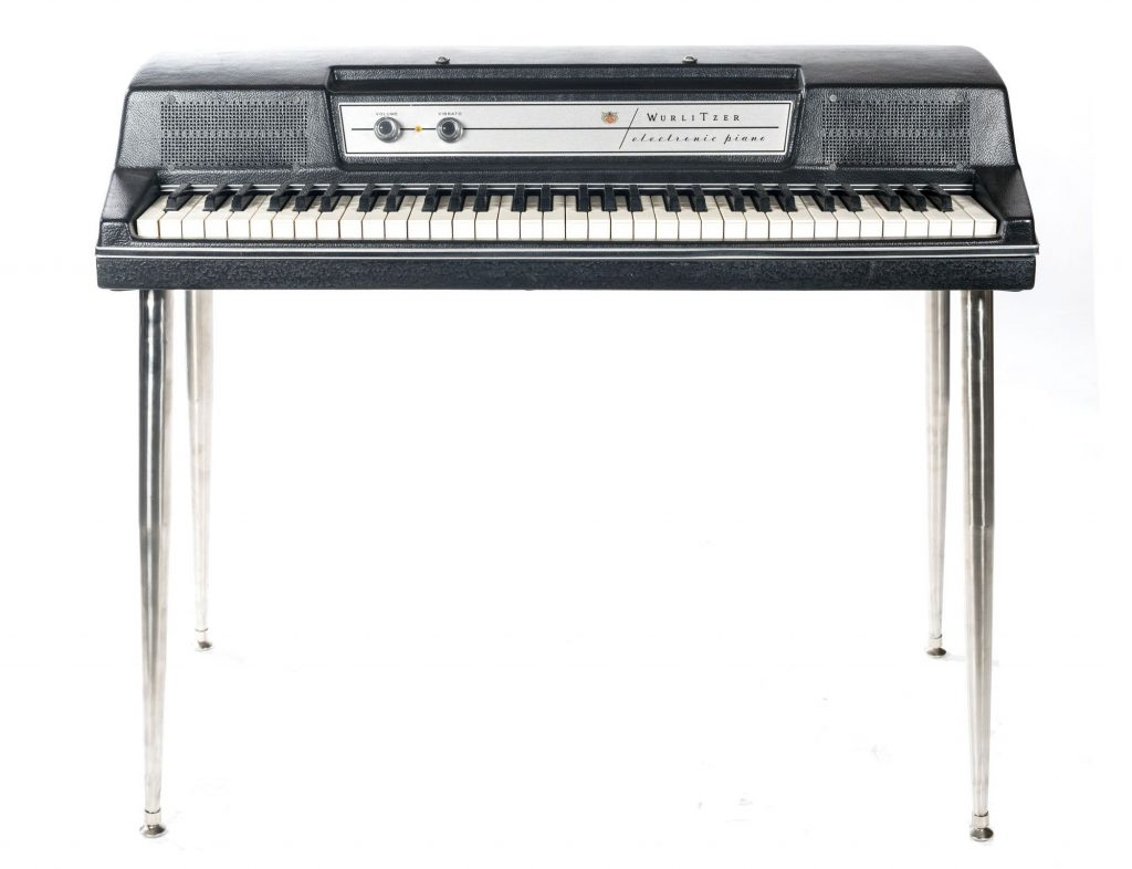 Wurlitzer electric piano