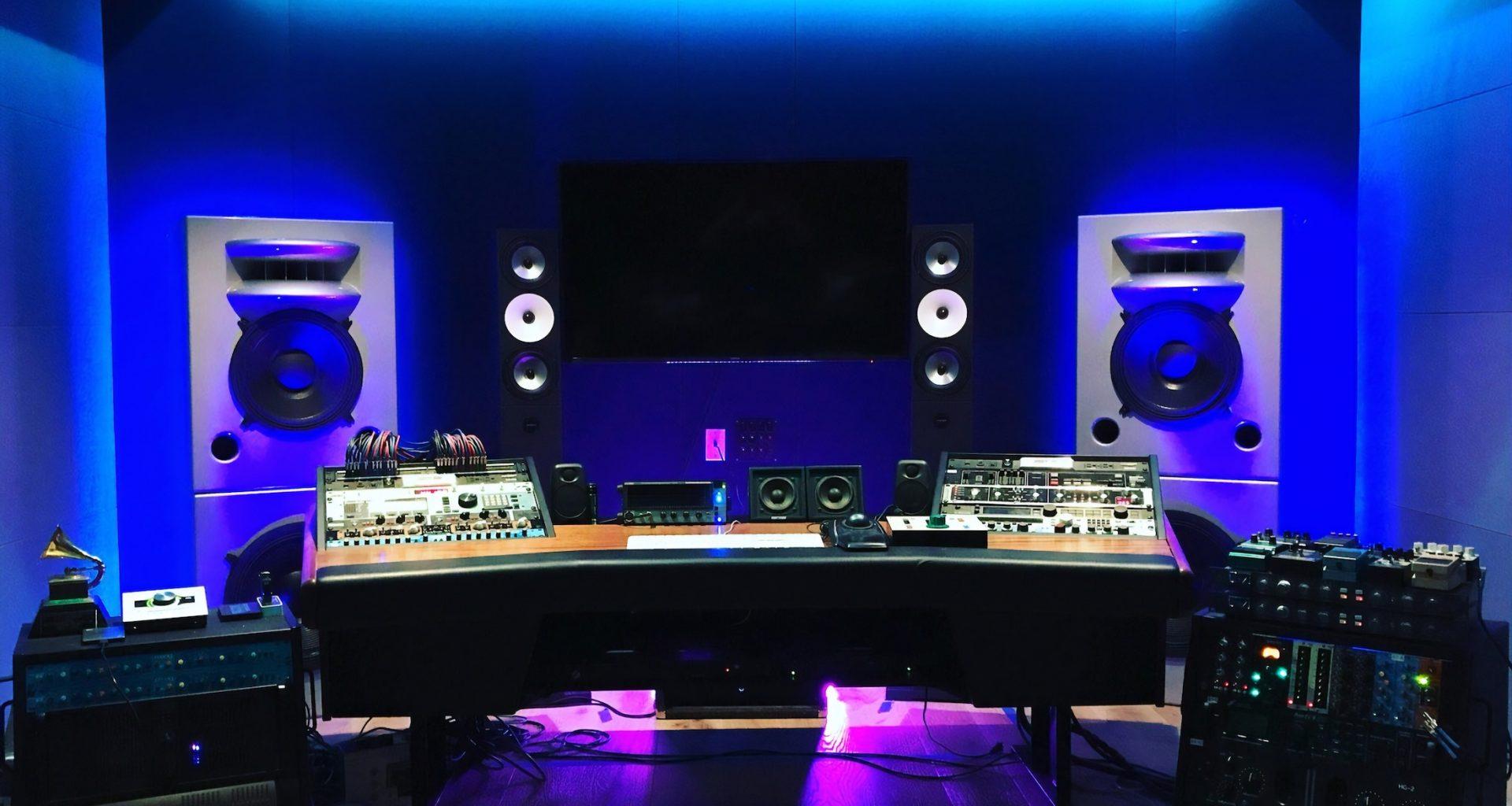 Dave Pensado Mix Studio Fab Factory