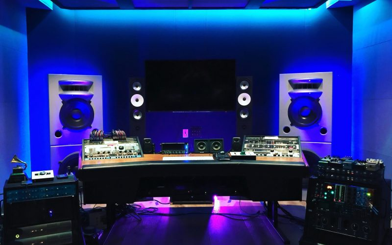 Dave Pensado Mix Studio Fab Factory