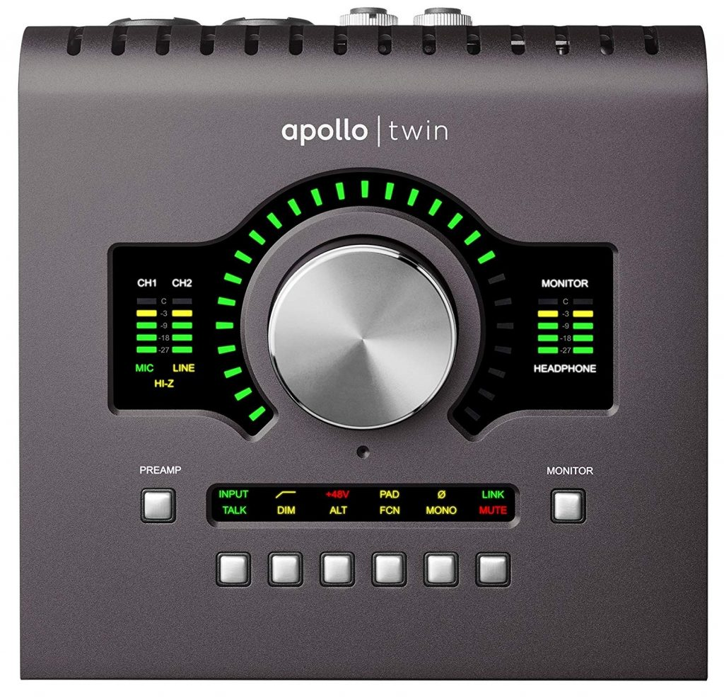 UA Audio Apollo Twin Audio Interface